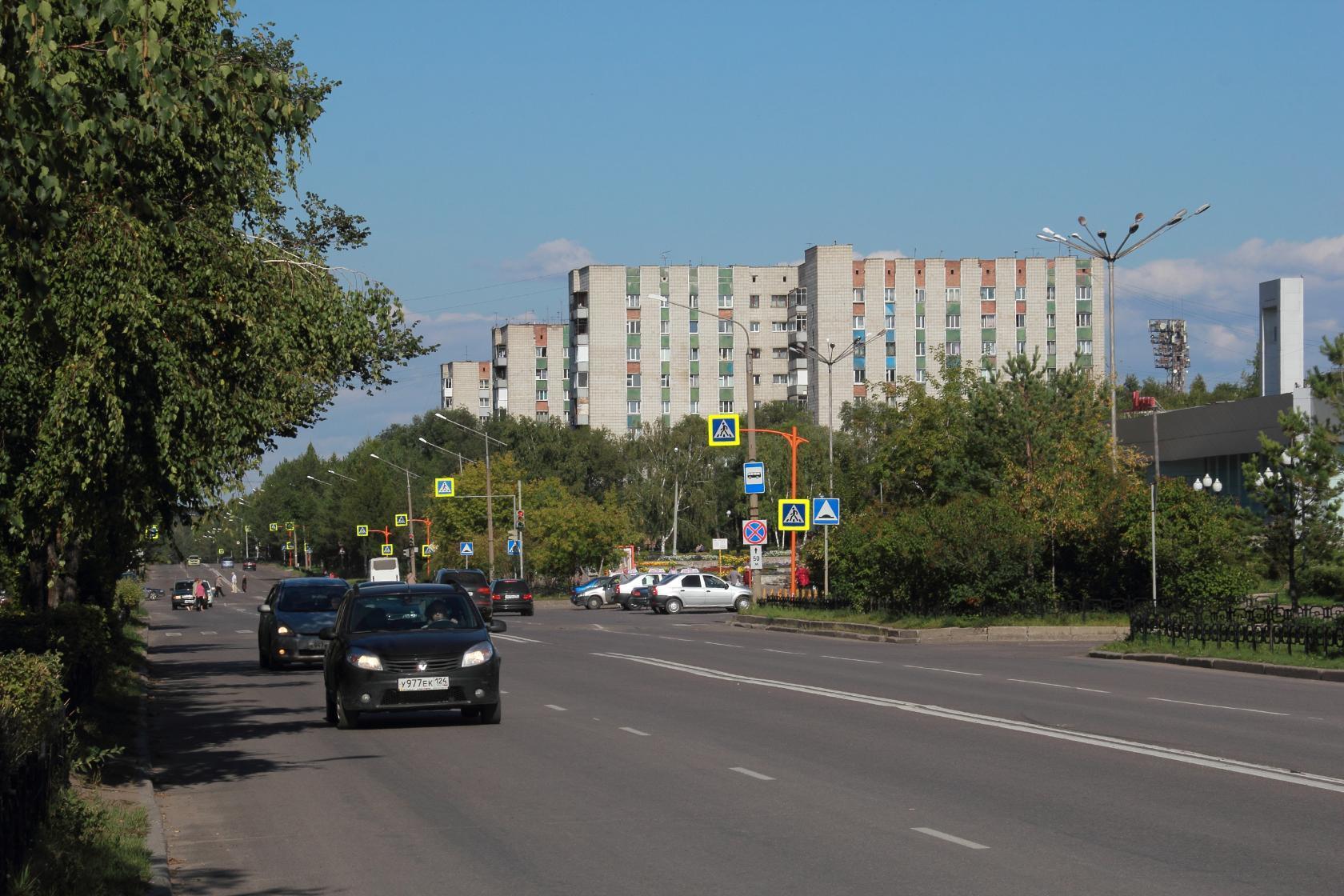 сосновоборск красноярский край фото